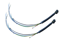 New Energy Power Battery Management System Wiring Harness